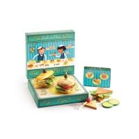 Djeco - Zestaw do robienia kanapek Emile&Olive