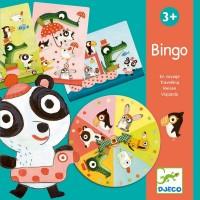 Djeco - Gra Bingo- Koło Fortuny