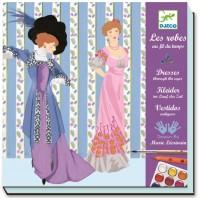 Djeco - Zestaw Artystyczny- Moda i suknie