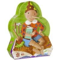 """Djeco - Puzzle """"Pinokio"""" 50 el"""