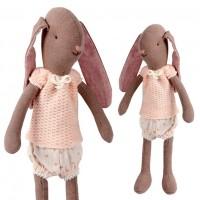 Maileg - Króliczka Mini bunny brown