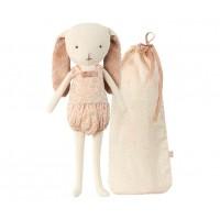 Maileg - Króliczka Bunny Bell Rose w woreczku