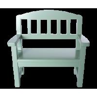 Maileg - Drewniana ławeczka- zielona