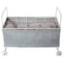Maileg - Metalowe Łóżko dla Królików