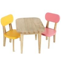 Maileg - Drewniany stół i krzesła