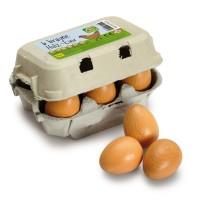 Erzi - 6 jajek w tekturowej wytłoczce